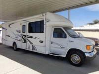 2007 Gulf Stream B Touring Cruiser Class C with Tow Car