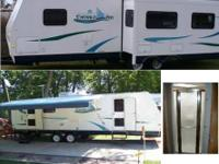 2007 Gulf Stream Emerald Bay 32' travel trailer with