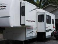 2007 Gulf Stream Wide Open Enduramax Toy Hauler This