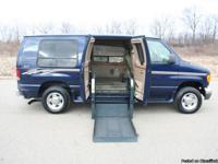 This is a 2007 Handicap Accessible Ford Econoline