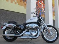 You are looking at a 2007 Harley-Davidson Sportster