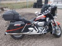 2007 CVO with 49,300 miles. Fluids just changed, new