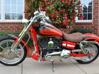 For more info and pictures with the bike please contact