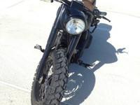 2007 Harley-Davidson Dyna FXDB Street Bob Extreme