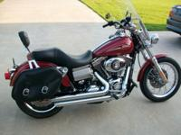 2007 Harley-Davidson Dyna Lowrider with 11,700 miles on