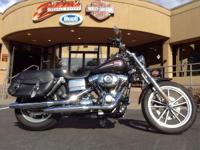 2007 Harley-Davidson Dyna Low Rider Under 2k miles and
