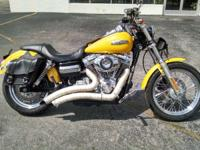 2007 Harley-Davidson Dyna Super Glide Custom GREAT