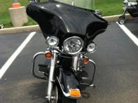 This is a unique 2007 Harley touring bike.. It is next