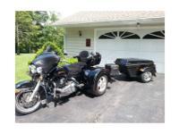 Trike Motorcycle, 51,974 mi.2007 Harley-Davidson
