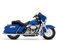 the Electra Glide Standard incorporates custom styling
