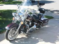 2007 Harley Davidson FLHRC Road King Classic. 2007
