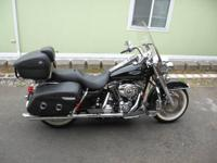 2007 Harley Davison FLHRCI Road King. PRICE REDUCED BY