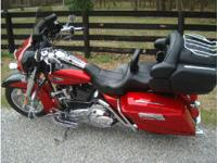 2007 Harley-Davidson FLHTC Electra Glide Classic. 2007