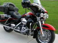 2007 Harley Davidson in Excellent Condition Black and
