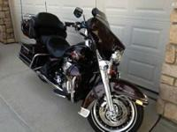 2007 Harley Davidson in Excellent Condition- - Black