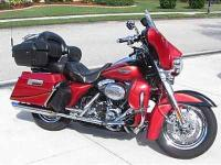 2007 Harley Davidson FLHTCUSE2 Screamin Eagle Ultra