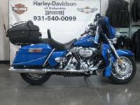 When you buy this year CVO you get the 110ci Engine,