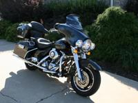 Here is Black Pearl 2007 Harley Davidson Street Glide
