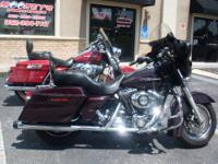 Great 2007 Harley Davidson FLHX Street Glide With the