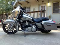 2007 Harley Davidson Street Glide 26k miles, runs