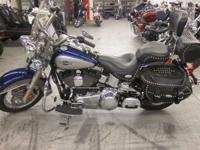 Beautiful! MODERN SOFTAIL COMFORT WITH A STABLE OF