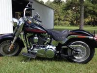 2007 Harley Davidson FLSTF Fat Boy. Price Reduced!!!.