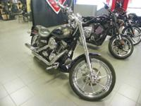 VERY NICE 2007 HARLEY-DAVIDSON FXDSE SCREAMIN EAGLE