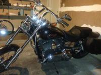 I am selling my 2007 Harley Davidson FXDWG Wide glide
