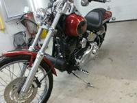 2007 Harley Davidson FXSTC Softail Custom- - 15000