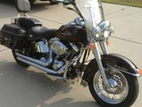 Awesome motorcycle! I purchased this bike new. I took