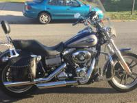 2007 Harley Davidson Low Rider 1475.25 and 96
