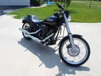 FOR SALE: 2007 Harley Davidson Night Train FXSTB -
