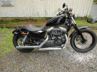Up for sale is a 2007 Harley Davidson Nightster. 9534