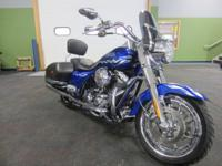 CLEAN 2007 HARLEY DAVIDSON ROAD KING CVO SCREAMIN EAGLE
