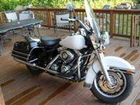 2007 Harley Davidson Road King Touring This is the FLHP