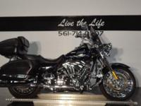(561) 714-0707 2007 HARLEY DAVIDSON ROAD KING SCREAMIN