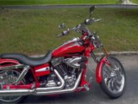 Harley Davidson Screaming Eagle fxdse dyna limited