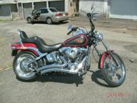 2007 Harley softail custom I owned this bike since new