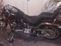 2007 Harley Davidson Softail Custom with only 3,000
