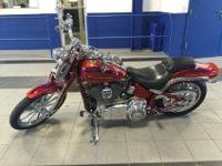 2007 Harley Davidson Softtail CVO Springer in very nice