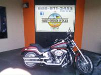 2007 Harley-Davidson Softail Deuce HARD TO FIND DEUCE