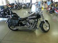 2007 Harley-Davidson Softail Fat Boy LOTS OF EXTRAS FOR