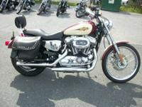 2007 Harley-Davidson Sportster 1200 Custom situated at