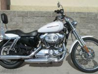 2007 Harley-Davidson Sportster 1200 Custom Super Low