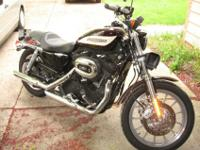 2007 Sportster RoadsterGarage kept - winters kept at
