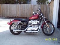 I have a well kept, always garaged, babied 2007 Harley