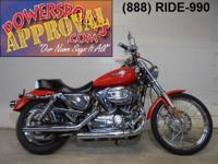2007 Harley Davidson Sportster XL1200C for sale $4,900!