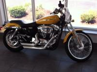 2007 Harley-Davidson Sportster XL1200C XL1200 1200