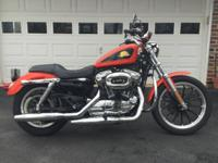 2007 Harley Davidson Sportster XL50 (50th Anniv Edition