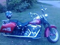 I would like to sell my 2007 Harley Springer Softail